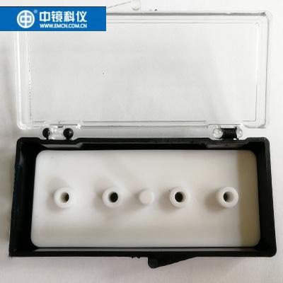 中镜科仪  钉型样品台存贮盒FEI/ZEISS电镜台国产性价比高(盒内不含样品台)
